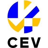 2020 U18 Beach Volleyball European Championship Logo