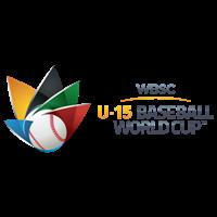 2018 U-15 Baseball World Cup Logo