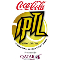 2015 International Premier Tennis League Logo