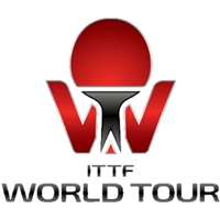 2018 Table Tennis World Tour German Open Logo