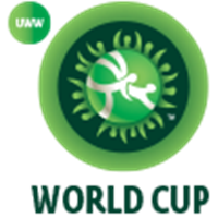 2020 Wrestling World Cup Logo