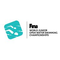 2021 World Junior Open Water Swimming Championships Logo