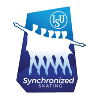 2020 World Synchronized Skating Championships Logo
