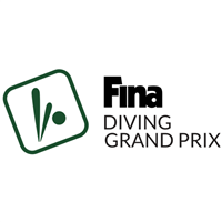2021 FINA Diving Grand Prix Logo