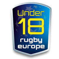 2017 Rugby Europe U18 Championship Conference 1 Logo