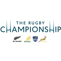 2020 Rugby Championship - Matchday 2 Logo