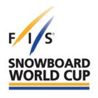 2020 FIS Snowboard World Cup Parallel Slalom Logo