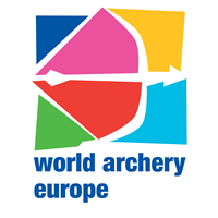 2019 European Archery Indoor Championships Logo