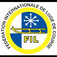 2022 Luge European Championships Logo