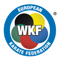 2022 European Karate Championships Logo