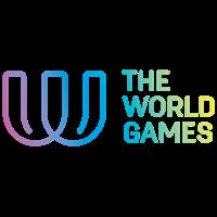 2025 World Games Logo