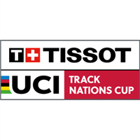 2018 UCI Track Cycling World Cup Logo