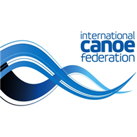 2018 Canoe Sprint World Cup Logo