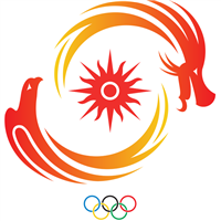 2021 Asian Youth Games Logo