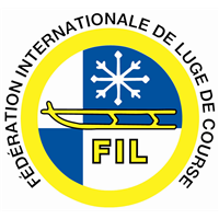 2020 Luge World Cup Logo