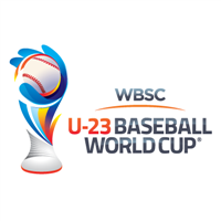 2018 U-23 Baseball World Cup Logo
