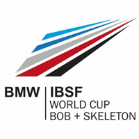 2020 Skeleton World Cup Logo