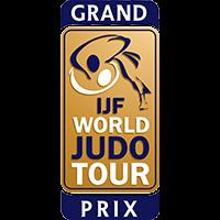 2018 Judo Grand Prix Logo