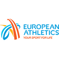 2022 European Athletics U18 Championships Logo