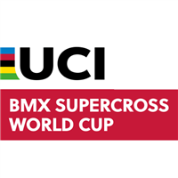 2017 UCI BMX Supercross World Cup Logo