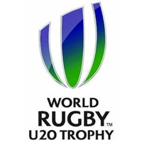 2018 World Rugby Under 20 Trophy Logo