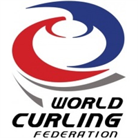 2020 World Mixed Doubles Curling Championship Logo