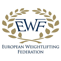 2018 European Weightlifting Championships Logo