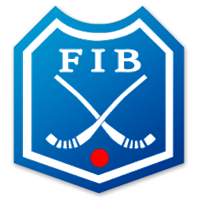 2018 Bandy World Championship Logo