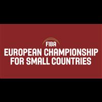 2021 FIBA Basketball European Championship for Small Countries Logo