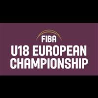2019 FIBA U18 European Basketball Championship Division B Logo