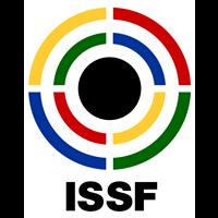 2022 ISSF Shooting Grand Prix - 10 m Logo