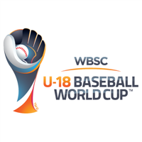 2019 U-18 Baseball World Cup Logo