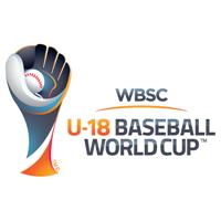 2021 U-18 Baseball World Cup Logo