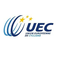 2021 European Track Cycling Junior Championships Logo