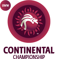 2021 European U23 Wrestling Championship Logo