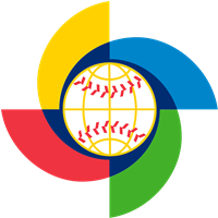 2017 World Baseball Classic Second Round Logo