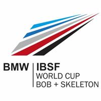 2022 Bobsleigh World Cup Logo