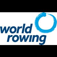 2019 European Rowing Championships Logo