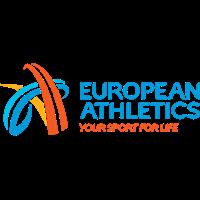 2020 European Athletics Championships Logo