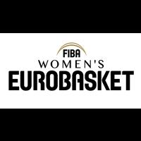2021 FIBA EuroBasket Women Logo
