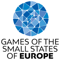 2025 Games of the Small States of Europe Logo