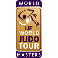 2021 World Judo Masters Logo