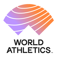 2023 IAAF Athletics World Championships Logo