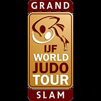 2018 Judo Grand Slam Logo