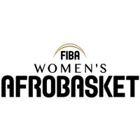 2017 AfroBasket Women Logo
