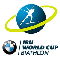 2020 Biathlon World Cup Logo