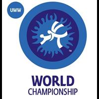 2021 World U23 Wrestling Championship Logo