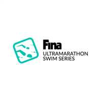 2019 UltraMarathon Swim Series 2019 Logo