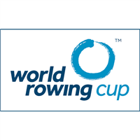 2023 World Rowing Cup - I Logo