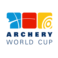 2017 Archery World Cup Logo